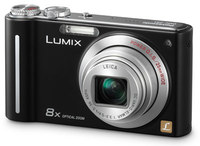 Panasonic Lumix DMC-ZX1 černý