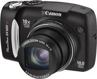 Canon PowerShot SX120 IS + 4GB karta + pouzdro 50L zdarma!