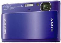 Sony CyberShot DSC-TX1 modrý