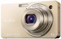 Sony CyberShot DSC-WX1 zlatý