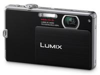 Panasonic Lumix DMC-FP2 černý