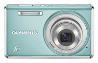 Olympus FE-4030 modrý
