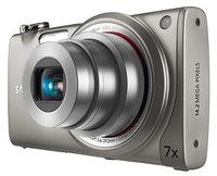 Samsung ST5000 stříbrný