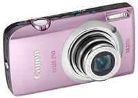 Canon IXUS 210 růžový
