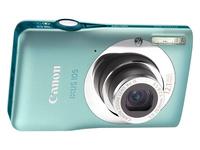 Canon IXUS 105 modrý + 2GB karta + pouzdro DF11 zdarma!