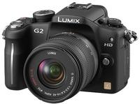 Panasonic Lumix DMC-G2 černý + 14-42 mm + 45-200 mm