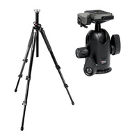 Manfrotto 055XPROB + 498RC2