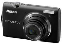 Nikon CoolPix S5100 černý