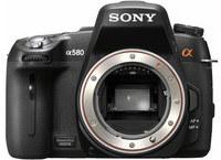 Sony Alpha A580 tělo