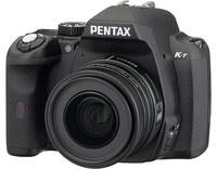 Pentax K-r + 18-55 mm + 50-200 mm
