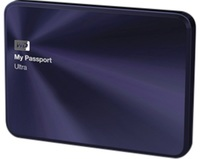 "Western Digital My Passport Ultra Metal Edition 2TB, 2.5"" USB 3.0,"