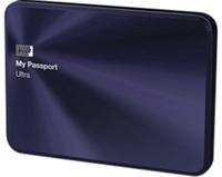 "Western Digital My Passport Ultra Metal Edition 1TB, 2.5"" USB 3.0,"