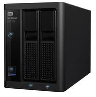 """Western Digital My Cloud DL2100 4TB (2x2TB), 3.5"""" NAS, černý"""