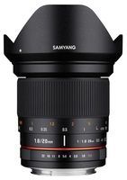 Samyang 20mm f/1,8 ED AS UMC pro Pentax K