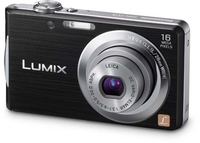 Panasonic Lumix DMC-FS18 černý