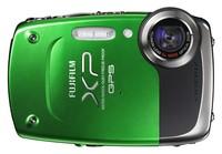 Fuji FinePix XP30 zelený