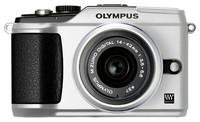 Olympus E-PL2 stříbrný + 14-42 mm II