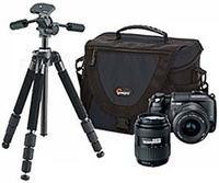 Olympus E-system E-300 Travel Kit
