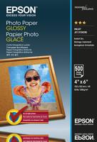 Epson Photo Paper Glossy 10x15cm, 500 listů