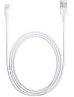 Apple propojovací kabel Lighting-USB 1m (Bulk)