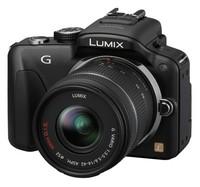 Panasonic Lumix DMC-G3 černý + 14-42 mm