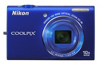 Nikon Coolpix S6200 modrý