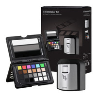 X-Rite i1Display Pro + ColorChecker Passport Video (i1Filmmaker Kit)