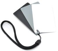 JJC přenosný set pro vyvážení bílé barvy - 3v1 (GC-3)