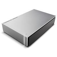 """LaCie Porsche Design Desktop 6TB HDD, 3.5"""" USB 3.0, hliníkový, světle šedý"""