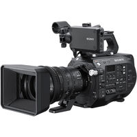 Sony PXW-FS7 mark II + 28-135mm f/4 G OSS E PZ
