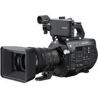 Sony PXW-FS7 mark II + 28-135mm f/4 G OSS E PZ