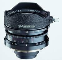 Voigtlander Ultra Wide Heliar 12mm f/5,6 černý pro M39 + hledáček