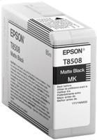 Epson Singlepack T850800 Photo Light Matte Black UltraChrome HD - světlá matná černá