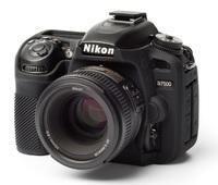 EasyCover silikonové pouzdro pro Nikon D7500 černé