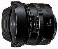 Canon EF 15 mm f/2,8 Fish-Eye