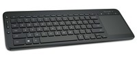 Microsoft All-in-One Media Keyboard, CZ
