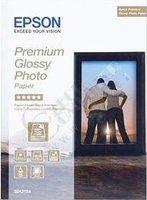 Epson Premium Glossy Photo Paper 13x18, 30 listů