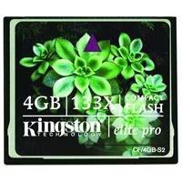 Kingston 4 GB CF Elite Pro 133x