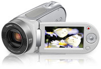 Samsung VP-MX20 stříbrná