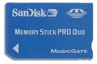 SanDisk MS DUO 2 GB