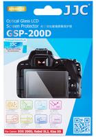 JJC ochranné sklo na displej pro Canon 200D