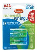 Hähnel baterie Synergy AAA Nimh 800 mAh 1ks