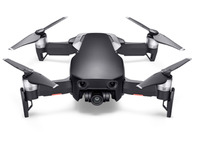 DJI kvadrokoptéra Mavic Air Fly More Combo černý + Škola létání - Komplexní kurz včetně zastupování