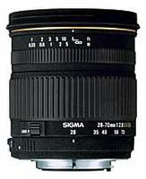 Sigma 28-70 mm F 2,8 EX DG ASPHERICAL IF pro Canon