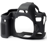 EasyCover silikonové pouzdro pro Canon EOS 6D Mark II černé