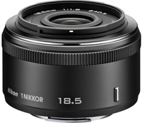 Nikon 1 18,5mm f/1,8 NIKKOR černý