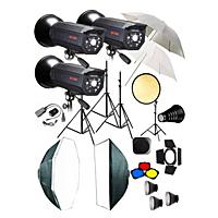 Sety zábleskových zařízení