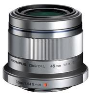 Olympus M.ZUIKO 45mm f/1,8 ET-M4518