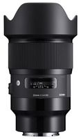 Sigma 20 mm f/1,4 DG HSM Art pro Sony E