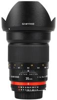Samyang 35mm f/1,4 pro Nikon AE